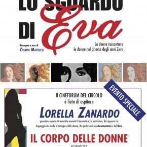 """28 settembre, Milano: il documentario al Cineforum """"Lo sguardo di Eva"""""""