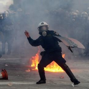 La Guerra di Grecia