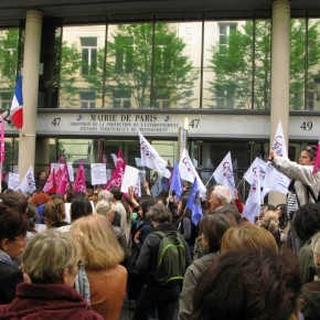 Corpi, politica, diritti: lettera da.. Parigi (5)