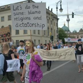 Free Pussy Riot e altre azioni: Lettera da.. Berlino (4)