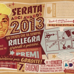 7 giugno, Milano: premiazione Hall of Fame dell'Art Directors Club