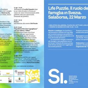 22 marzo, Bologna: Presento la SVEZIA