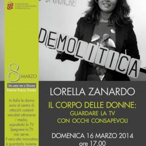 16 marzo, Mirandola (MO): Donne, Media e Consapevolezza