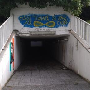 Ogni tunnel si apre all'infinito cielo