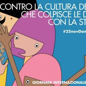 Sia un 25 novembre contro la cultura dello stupro: delle donne e del Pianeta